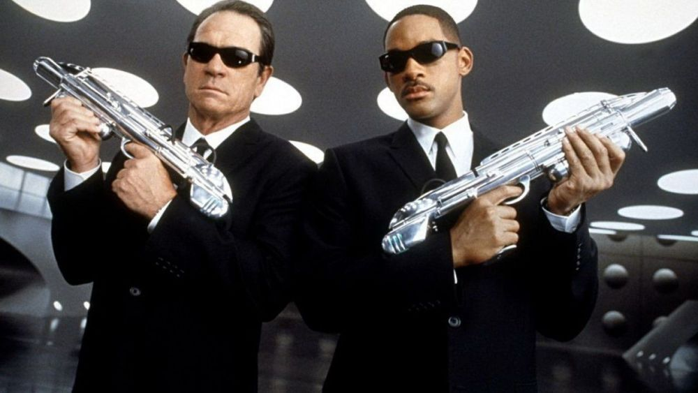 Men in Black : 2 parodies hilarantes